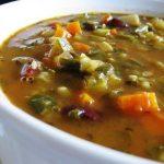 Dimagrire: prova la dieta del minestrone, ottima anche in estate