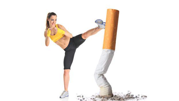 Se ci può essere un ritardo a causa quello che ha smesso di fumare