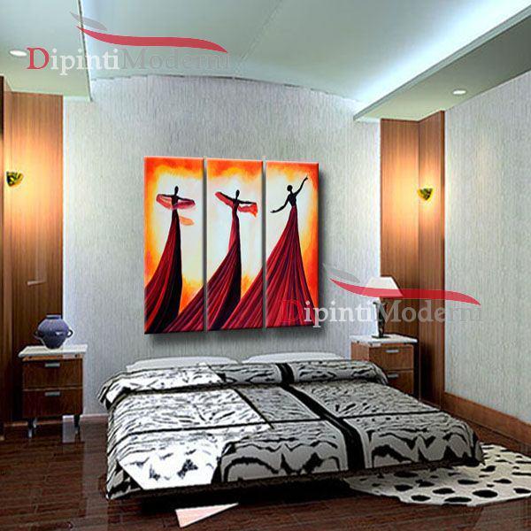 Arredare casa con i quadri beauty blog - Quadri camera da letto ...