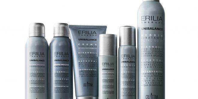 Unibalance: bagno mousse e crema rigenerante per capelli