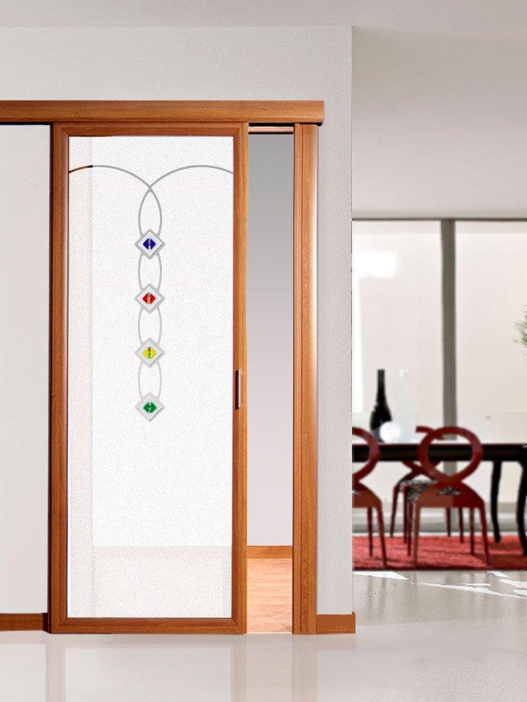 Porta scorrevole ikea porte vetro scorrevoli esterno muro for Porte scorrevoli ikea