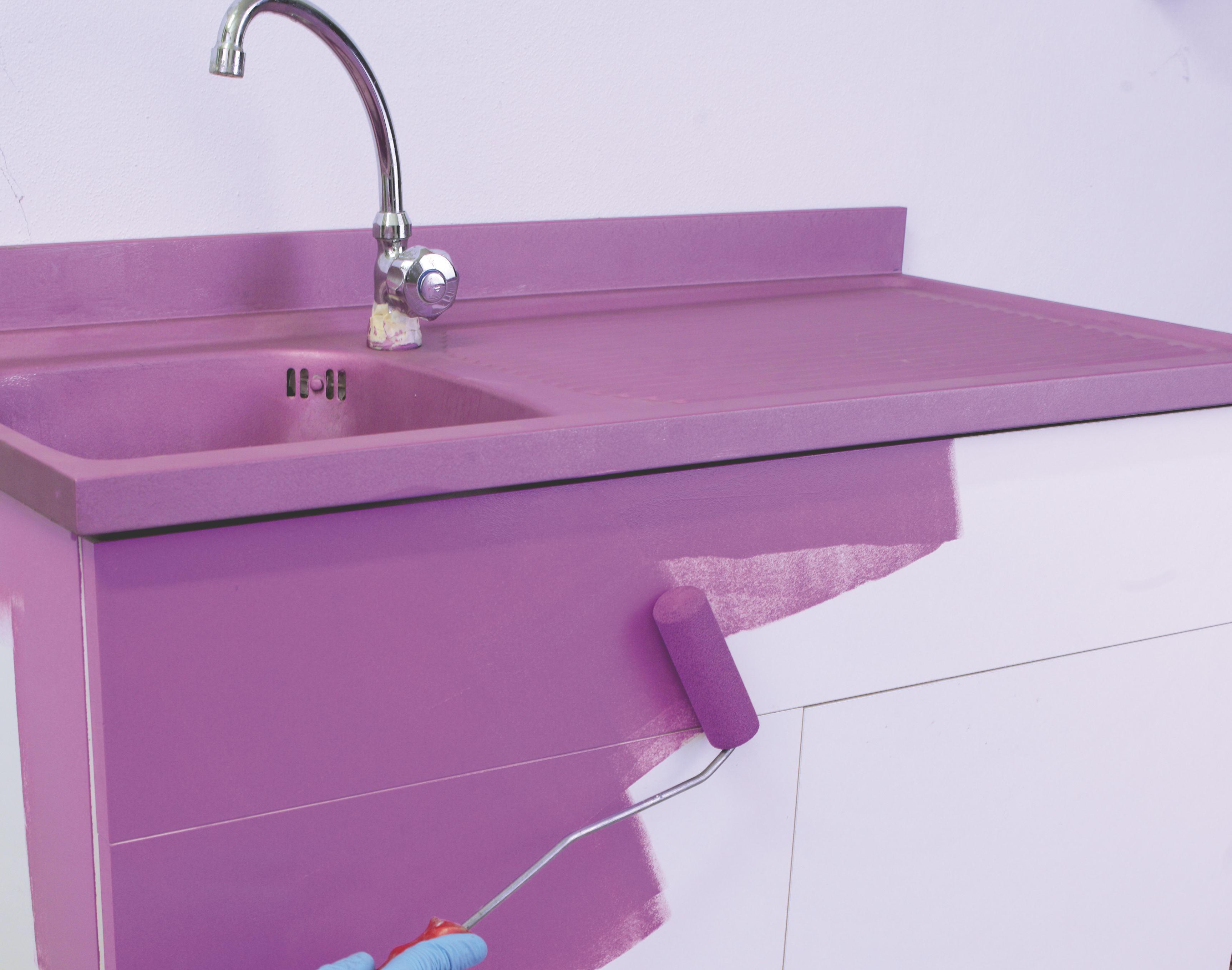 Pavimenti classici per interni - Vernice lavabile cucina ...