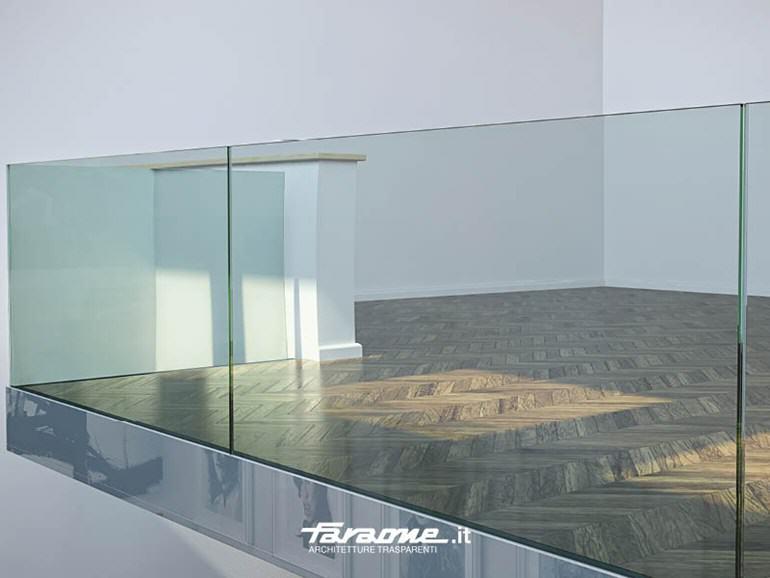 Trasformare il terrazzo in una finestra sul mondo con - Parapetto finestra ...