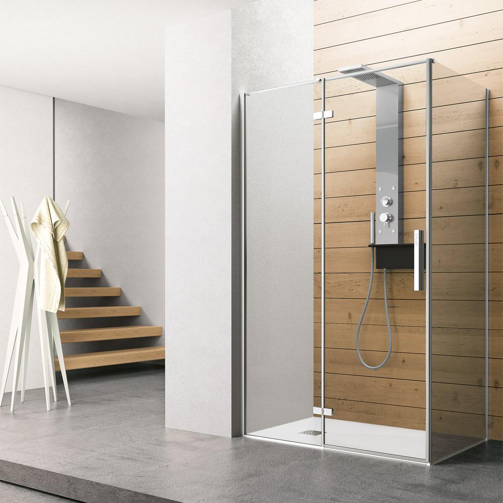 Perch scegliere una cabina doccia tutti i benefici for Un bagno in cabina