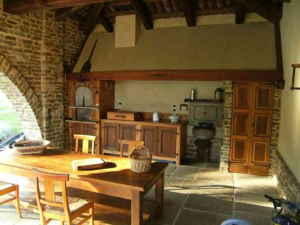 Good with arredamento casa rustica for Piani di casa contemporanea rustica
