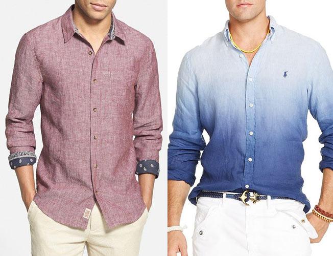 detailed look 90707 02a8e La camicia di lino: un must have per settembre - Beauty Blog