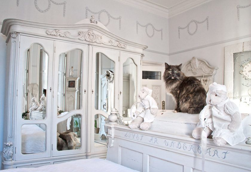 Lo stile gustaviano come arredare un hotel beauty blog - Casa stile neoclassico ...