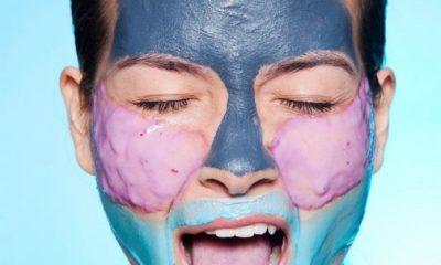 maschere viso